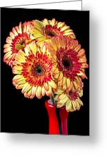 Daisy Bouquet Greeting Card