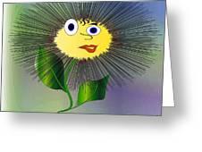 Daisy May Greeting Card