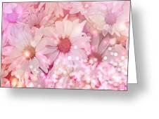 Daisy Sparkles Greeting Card