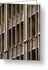 Dallas Architecture Greeting Card