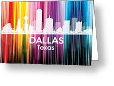 Dallas Tx 2 Greeting Card