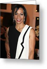 Dame Kelly Holmes 2 Greeting Card by Jez C Self