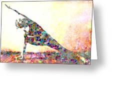 Dance Inspires Greeting Card