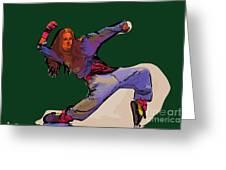 Dancer 29 Greeting Card