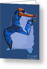 Dancer 59 Greeting Card