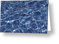 Dancing Water 5 Greeting Card