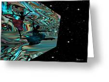 Dancing With The Stars-featured In Harmony And Happiness Group Greeting Card