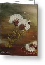 Dandelion 2 Greeting Card