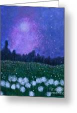 Dandelion Dreams Greeting Card
