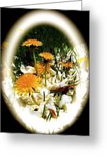 Dandelion Time Greeting Card