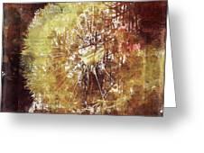 Dandelion Wild Life Greeting Card