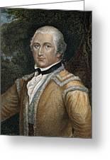 Daniel Morgan (1736-1802) Greeting Card