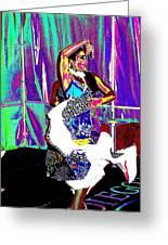 Danseuse  Greeting Card