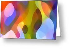 Dappled Art 8 Greeting Card by Amy Vangsgard