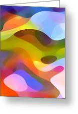 Dappled Light 5 Greeting Card