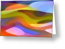 Dappled Light 9 Greeting Card