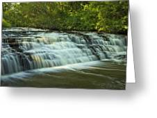 Darnley Cascade Greeting Card
