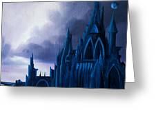 Dartonian Castle Greeting Card