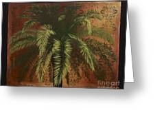 Date Palm 2 Greeting Card