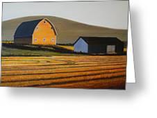 Dawn Near Lenville Greeting Card