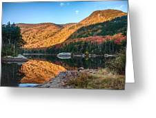 Dawn Over Kinsman Notch Greeting Card