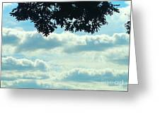 Day Dreaming With Clouds Greeting Card
