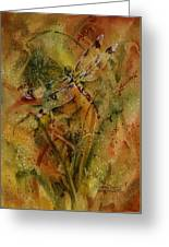 Day Of The Dragonfly Greeting Card