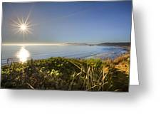 Daylight Star Greeting Card