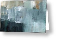 Days Like This - Abstract Painting Greeting Card