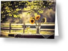 Days Of Summer Greeting Card