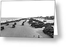 Daytona Beach, Florida. Greeting Card