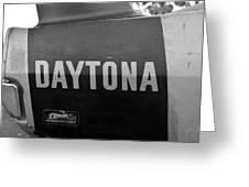 Daytona Dominator Greeting Card