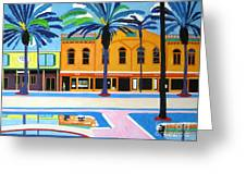 Mckays Irish Pub Daytona Florida Greeting Card