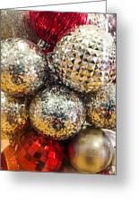 Dazzling Christmas Greeting Card