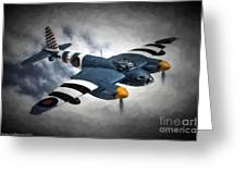 de Havilland Mosquito PR.Mk XVI Greeting Card