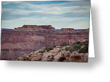 Dead Horse Point State Park 2 Greeting Card