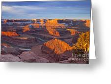 Dead Horse State Park Greeting Card