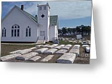 Deal Island Church Greeting Card