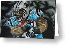 Deangelo Williams Greeting Card