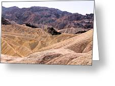 Death Valley # 12 Greeting Card