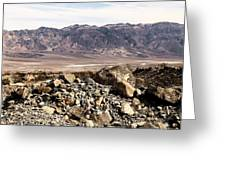Death Valley #6 Greeting Card