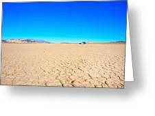 Death Valley Discovery Greeting Card