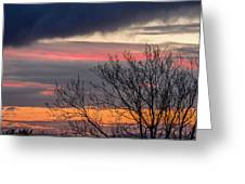 December County Clare Sunrise Greeting Card