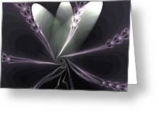 Decent Under Judgement V4 Greeting Card