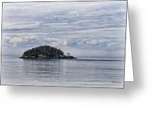 Deception Island Greeting Card