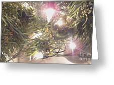 Deck The Halls 2011 Greeting Card by Feile Case