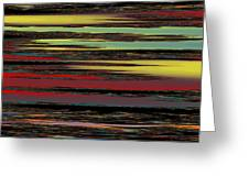 Deep Color Field Greeting Card