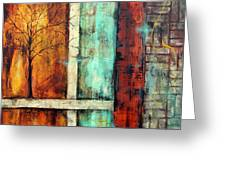 Deep Roots-a Greeting Card