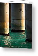 Deep Water Greeting Card