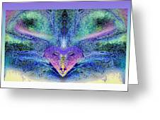 Deepintree Greeting Card